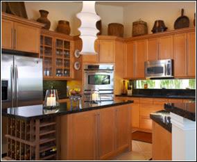 Cocinas diangel modelos adaptatables al espacio disponible for Cocinas fotos decoracion