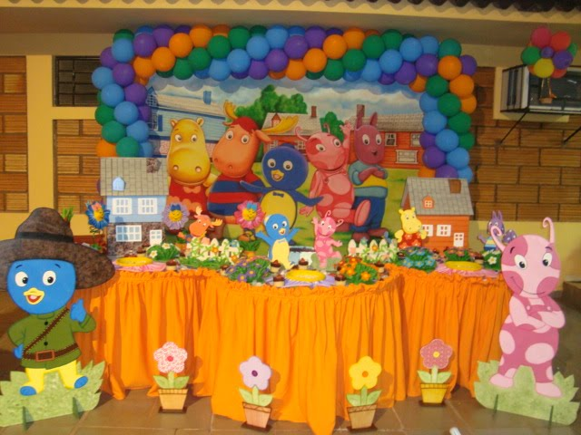 Festa dos Backyardigans