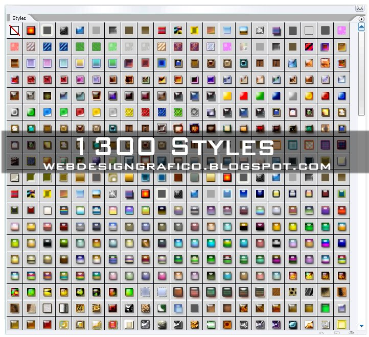 1300 Styles for PS 1300%2BStyles%2B-%2BPhotoshop