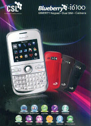 Blueberry i 6000/i6100 agnes monica