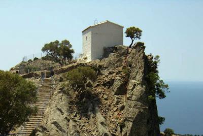 Εξωκλήσι Παναγίας της Κρημνιώτισσας Σαμοθράκης