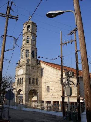 Ναός Αγίου Γεωργίου Σουφλίου