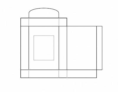 shadow box ornament tutorial crazy crafty times. Black Bedroom Furniture Sets. Home Design Ideas