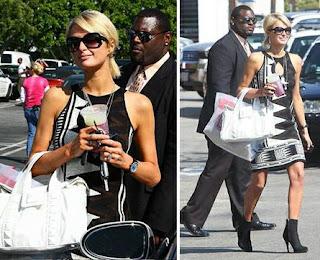Paris Hilton's Marc Jacobs Cameron handbag, marc jacobs handbag
