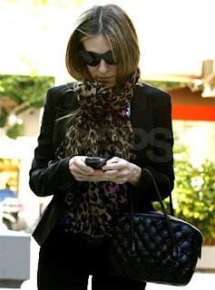 Balenciaga handbag, Sarah jessica parker, Designer handbag, balenciaga