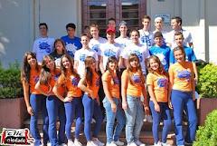 Integrantes do Grêmio Estudantil MAURICIO CARDOSO SOLEDADE ONLINE SOLEDADE-RS DORNELES PILATI