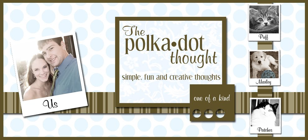 Polka Dot Thought