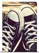 We wear converse but...