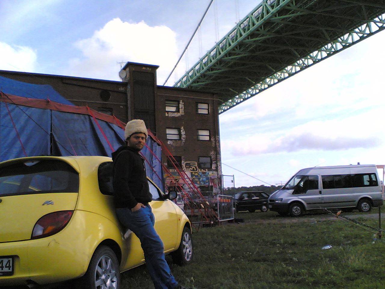 Röde Sten reggaefestival Göteborg