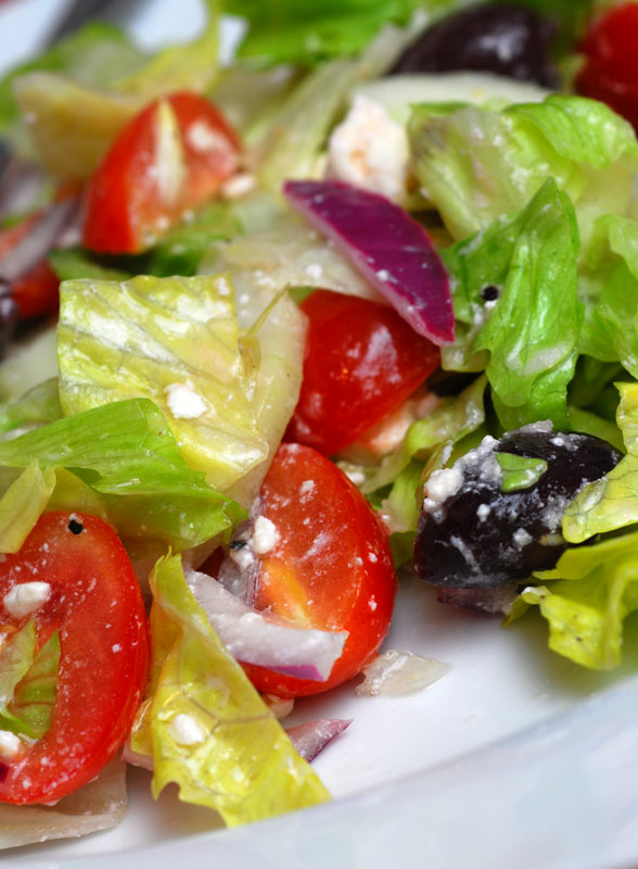 Sugar & Spice by Celeste: Martha Stewart's Greek Salad