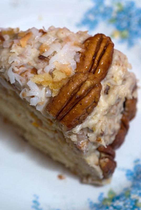 Southern Living Fresh Orange Italian Cream Cake Recipe