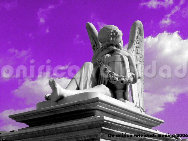 Dedo de angel