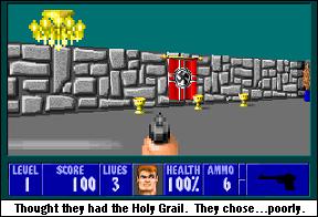 Last Crusade.
