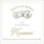 Il Musmeci 2007, Etna DOC della Tenuta di Fessina