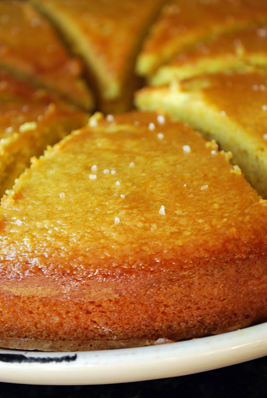 Orange-Scented Olive Oil Cake Recipes — Dishmaps