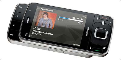 NOKA N96 OLED PHONE
