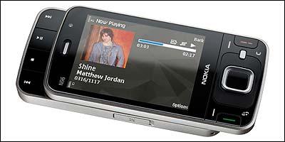 NOKA N96 OLED PHONE