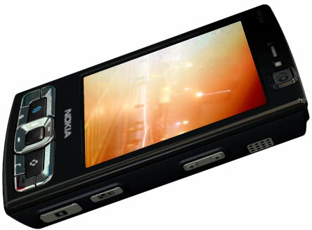 NOKIA N58 AMOLED DISPLAY PHONE