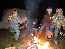 Boys Camping Barefoot - Bing