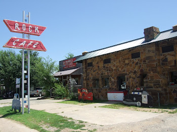 Rock Cafe in Stroud, OK
