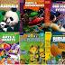 Buku Pengetahuan untuk Anak dalam Bahasa Inggris