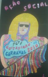 Ação Social e PETI no carnaval!