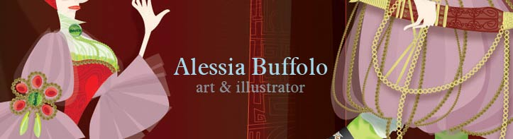 Alessia Buffolo Art & Illustrator