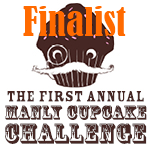 Manly Cupcake Challenge Finalist