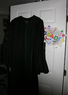 Justin's Cap & Gown