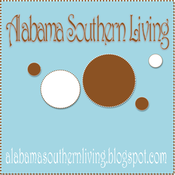 Alabama Southern Living Button