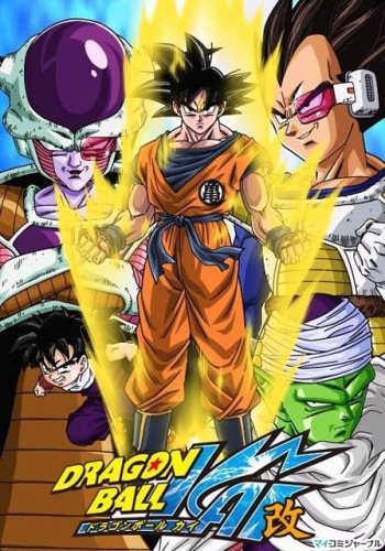 Download Dragon Ball Kai Completo 01-97 RMVB Legendado