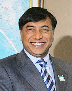 World's Richest Men of 2009: Lakshmi Mittal