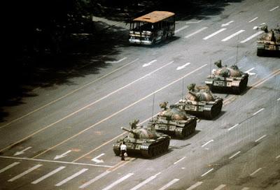 1989: Tiananmen Square Protest