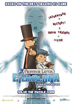 Ver Película El profesor Layton y la diva eterna Online Gratis (2009)