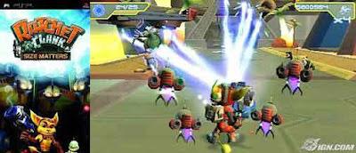 Ratchet Ratchet & Clank: Size Matters