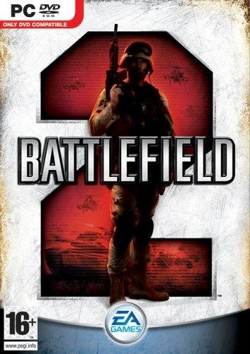 bf2 box Battlefield 2