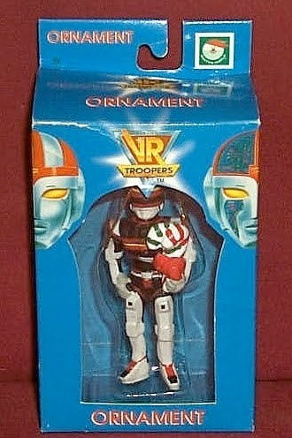 Henshin Grid: Power Rangers Christmas Ornaments