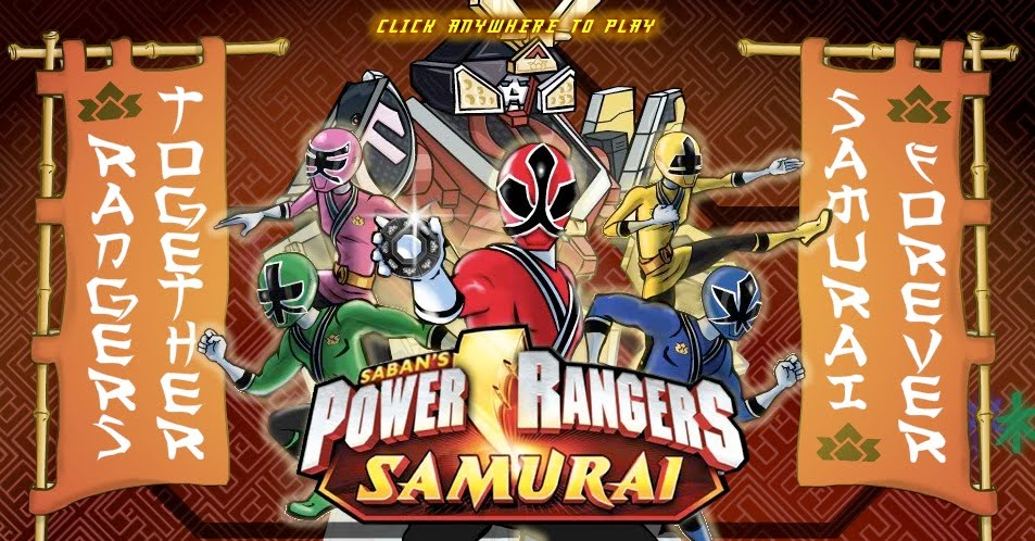 http://www.nick.com/games/power-rangers-samurai-rangers-together