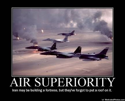 Patriot Nation US Military Motivational Poster USAF Air Superiority