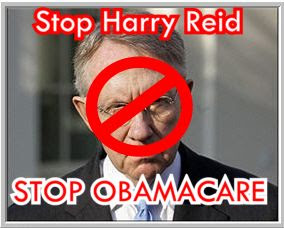 Harry Reid Is A Traitor To America And His ObamaCare Option Is Only Meant To Kill Off Elderly White People And Force All Americans To Succomb To Socialsim