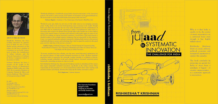 From Jugaad to Systematic Innovation