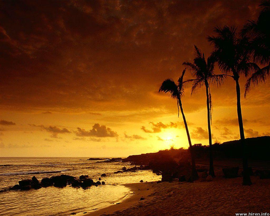 great sunset !