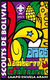 JAMBOREE DEL CENTERNARIO EN BOLIVIA
