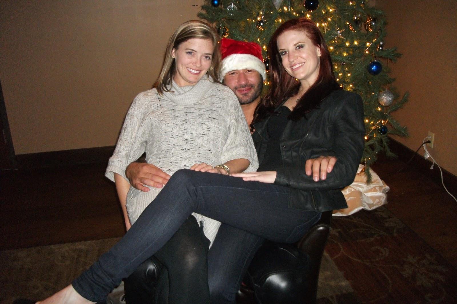 weekend...with a gay Santa