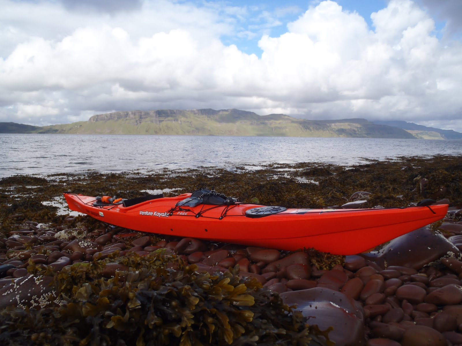 Venture Easky  Sea Touring Kayak