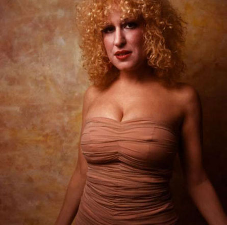 Bette midler lool like chubby pics