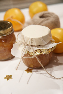 vaniljainen appelsiinimarmeladi