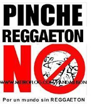 Por un mundo sin reggaeton