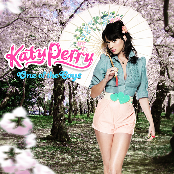 Cover World Mania Katy Perry One Of The Boys Japanese