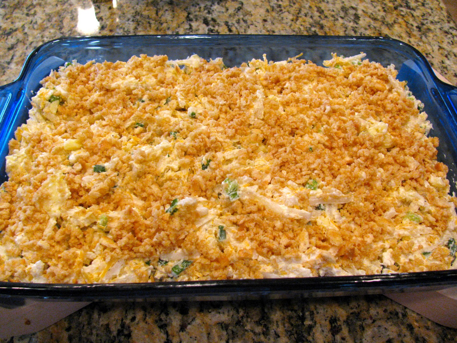 Rita's Recipes: Cheesy Potato Casserole